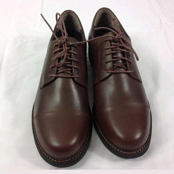 New Apex Men Oxford Shoe Therapeautic